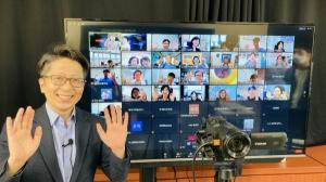 전문대교협, 교직원 온라인 원격연수 전용 스튜디오 구축