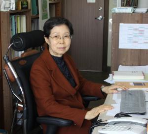 채완 동덕여대 명예교수, 제18회 일석국어학상 수상